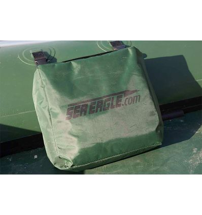 Side/Stern Stow Bag (Green)