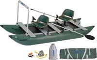 FoldCat™ 375fc ポンツーンボート「プロ」