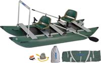FoldCat™ 375fc Pontoon Boat (Pro)