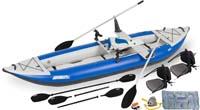 Explorer™ 380x Kayak (QuikRow™)