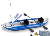 Explorer™ 380x Kayak (QuikSail™)