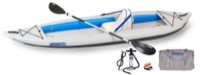 FastTrack™ 385ft Kayak (Deluxe Solo)