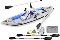 FastTrack™ 385ft Kayak (QuikRow™)