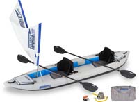 FastTrack™ 385ft Kayak (QuikSail™)
